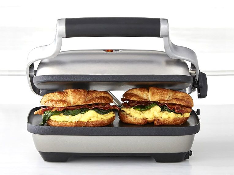 Breville perfect panini press