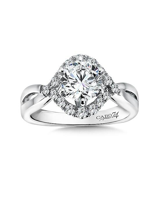 Caro 74 CR168W Engagement Ring photo