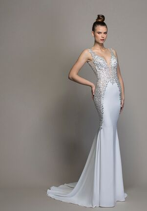 LOVE by Pnina Tornai for Kleinfeld 14752 Wedding Dress