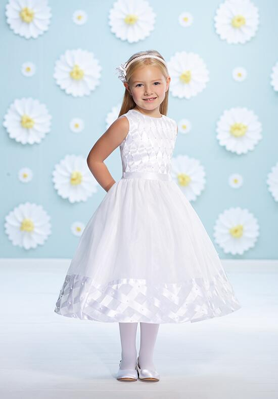 Joan Calabrese by Mon Cheri 116386 Flower Girl Dress photo