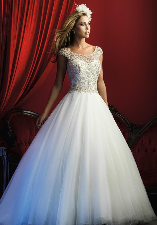 Allure Couture C370 Wedding Dress photo