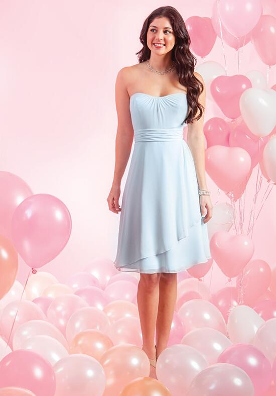Alfred Angelo Bridesmaid Collection 7384S Bridesmaid Dress photo