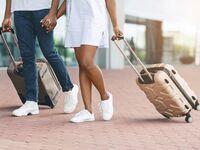 honeymoon luggage