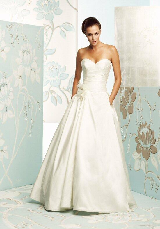 Paloma Blanca 4165 Wedding Dress photo