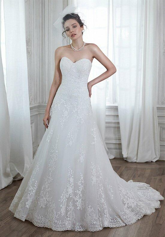 Maggie Sottero Corrina Wedding Dress photo