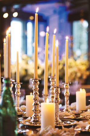 Romantic Candle Decor