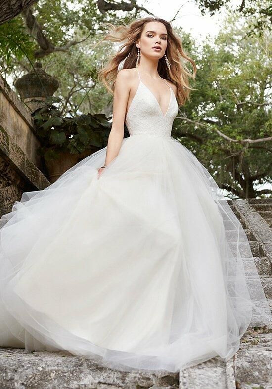 Jim Hjelm 8504 Wedding Dress photo