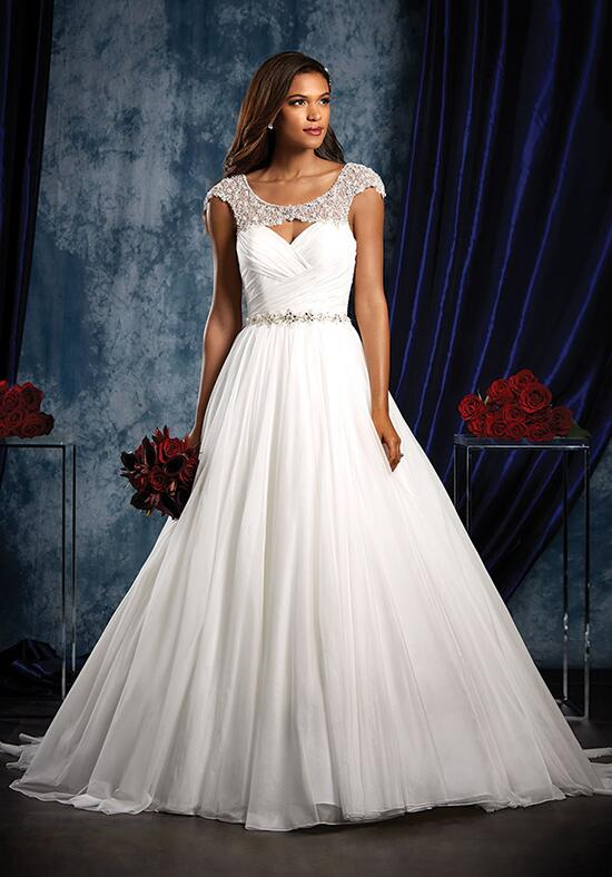 Sapphire by Alfred Angelo 964 Wedding Dress photo