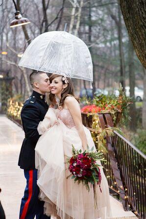 Traditional US Marine Corps Dress Blues