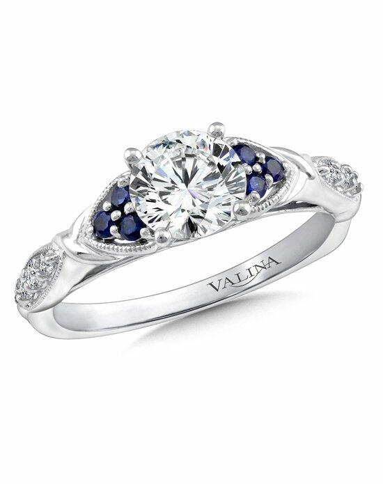 Valina R9379W-BSA Engagement Ring photo