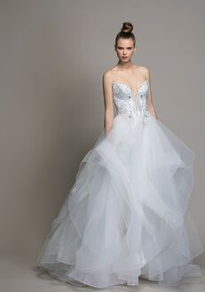 LOVE by Pnina Tornai for Kleinfeld 14756 Wedding Dress