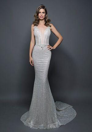 LOVE by Pnina Tornai for Kleinfeld 14584 Wedding Dress