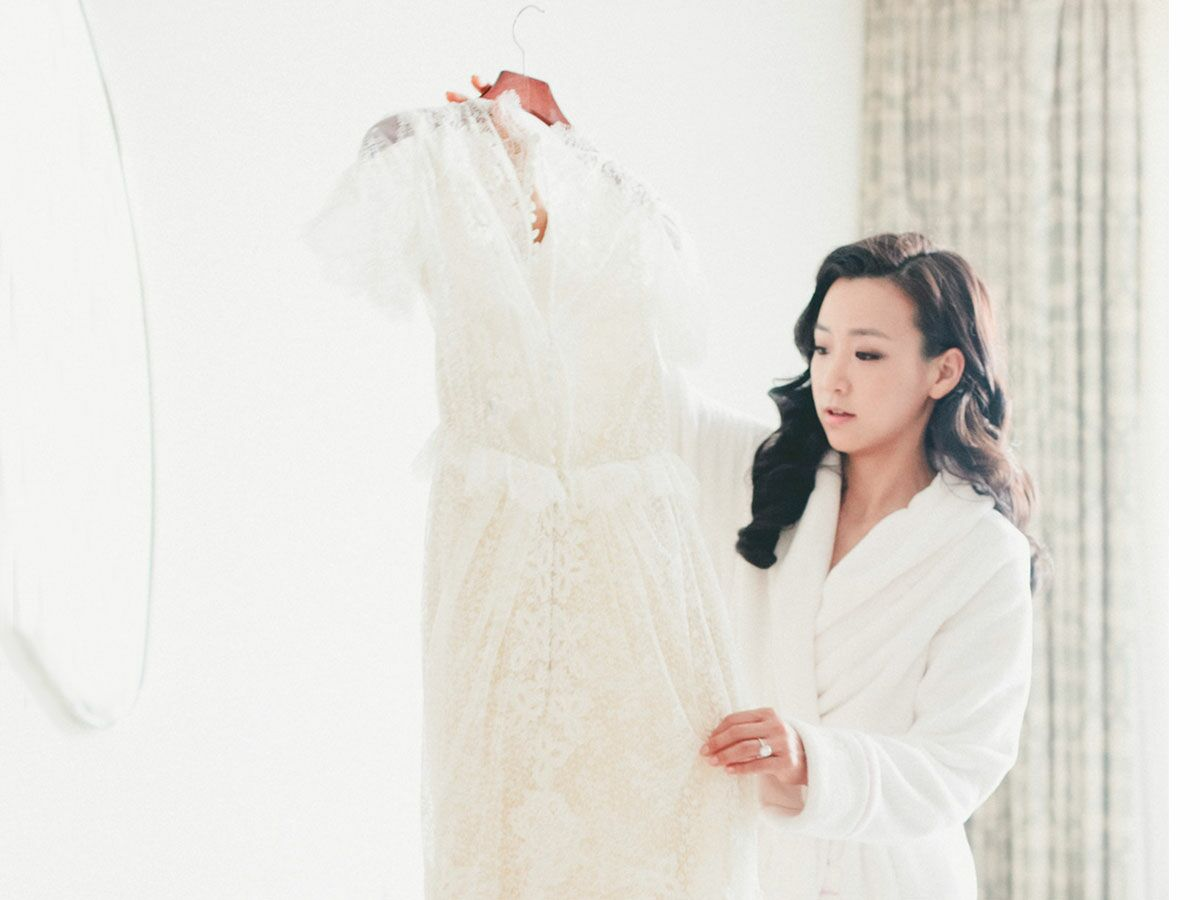 All Your Wedding Dress Preservation Cleaning Qs Answered