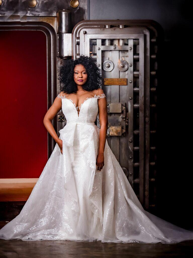 Pantora Bridal wedding dress