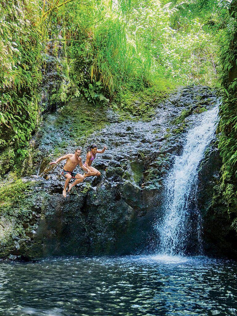 Oahu honeymoon idea