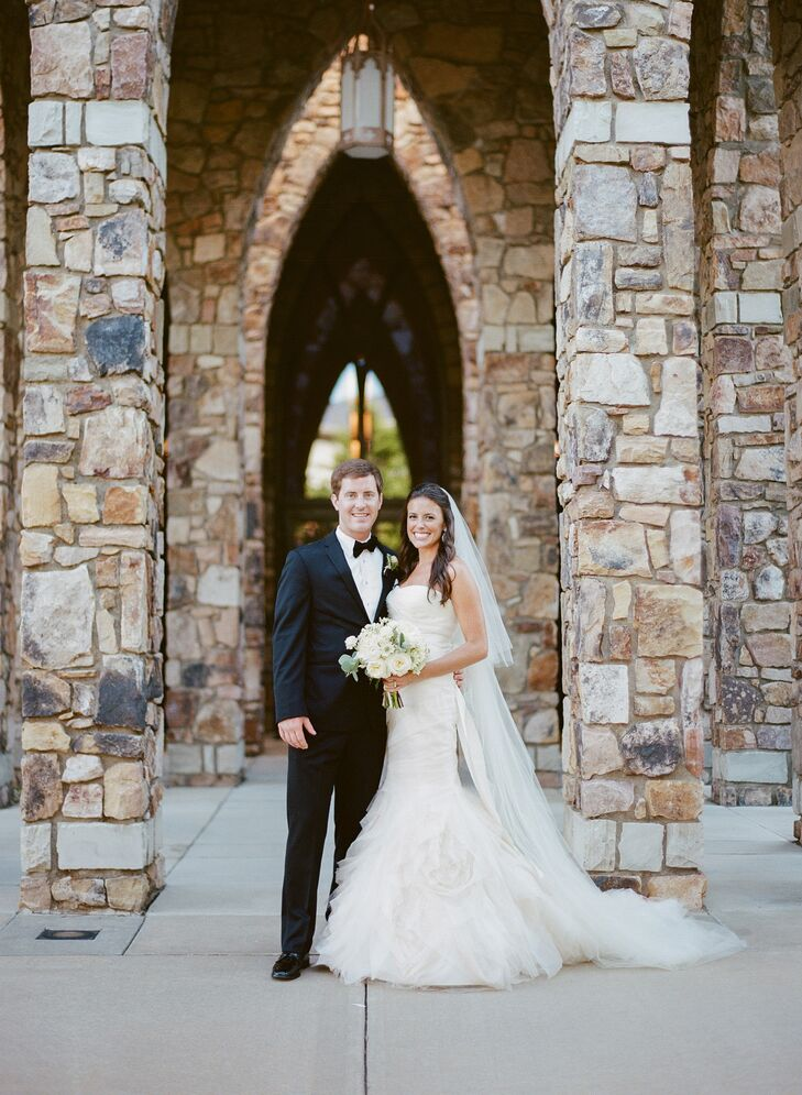 Casey and Clay's Christ United Methodist Church Ceremony