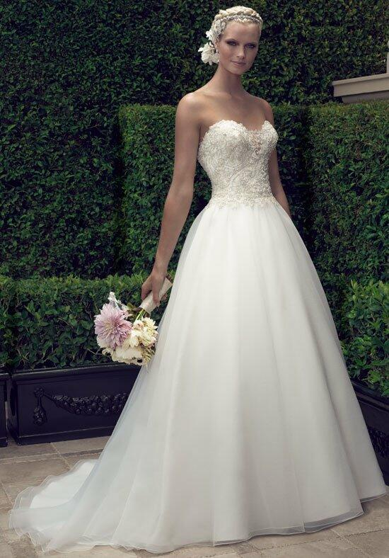 Casablanca Bridal 2191 Wedding Dress photo