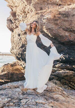 All Who Wander Remi A-Line Wedding Dress