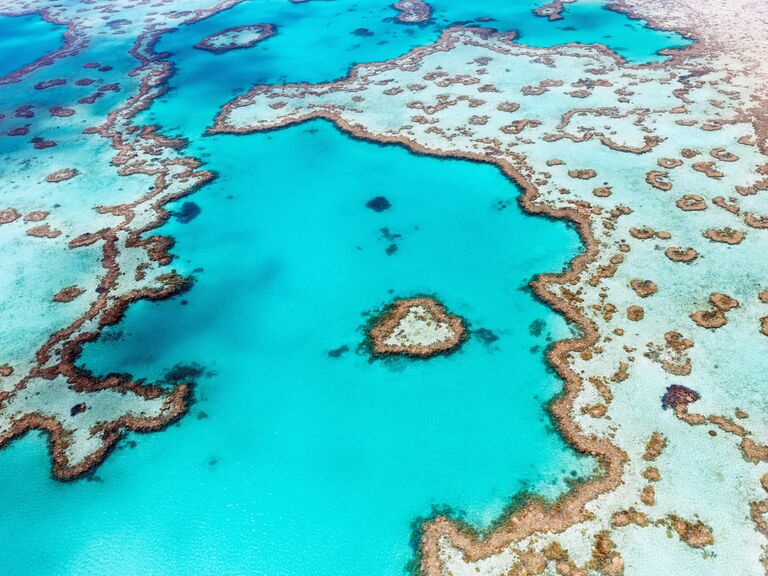 heart island australia