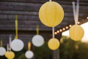White and Yellow Lanterns