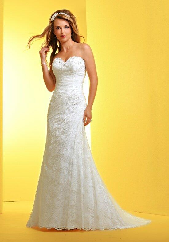 1 Wedding by Mary's Bridal 3Y340 Wedding Dress photo