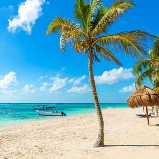 Riviera Maya, Mexico beach