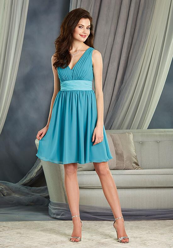 Alfred Angelo Bridesmaid Collection 7375S Bridesmaid Dress photo