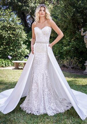Jasmine Bridal F221010 Mermaid Wedding Dress