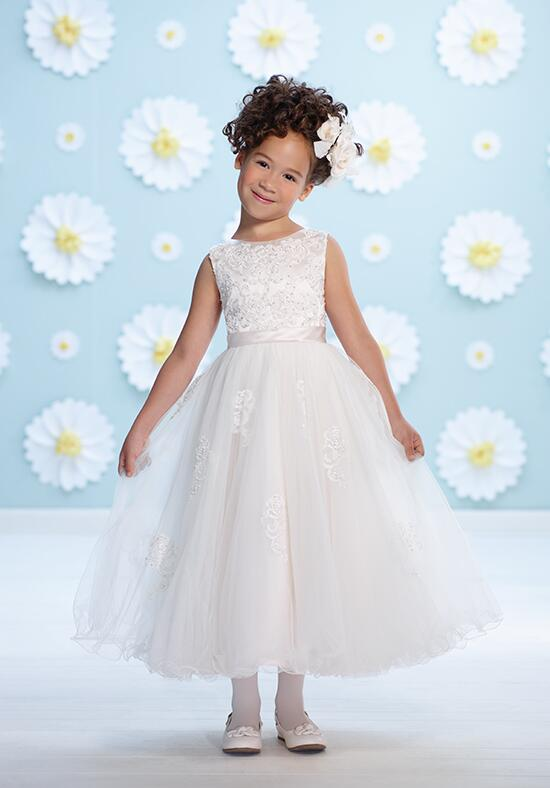 Joan Calabrese by Mon Cheri 116381 Flower Girl Dress photo