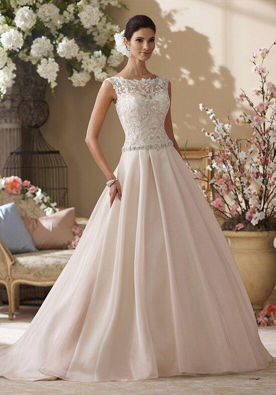 David Tutera for Mon Cheri 214202 Tenley Wedding Dress photo