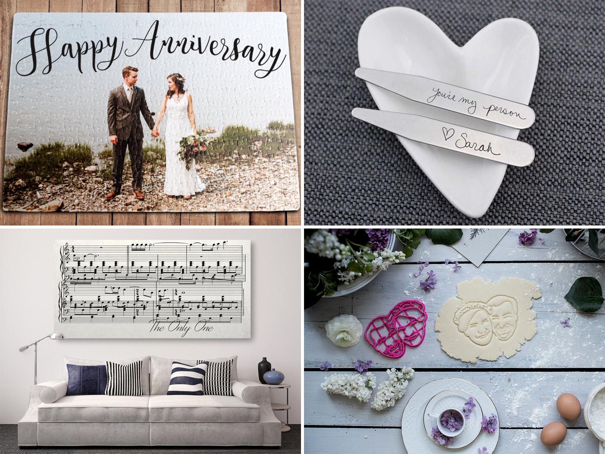 25th Anniversary Gifts For Her Him Or Them