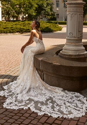 Val Stefani VALENCIA Mermaid Wedding Dress