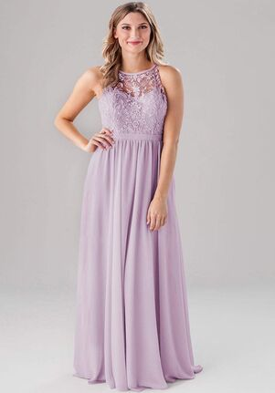 Kennedy Blue Maria Halter Bridesmaid Dress