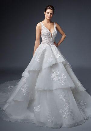 ÉLYSÉE ANTOINETTE A-Line Wedding Dress