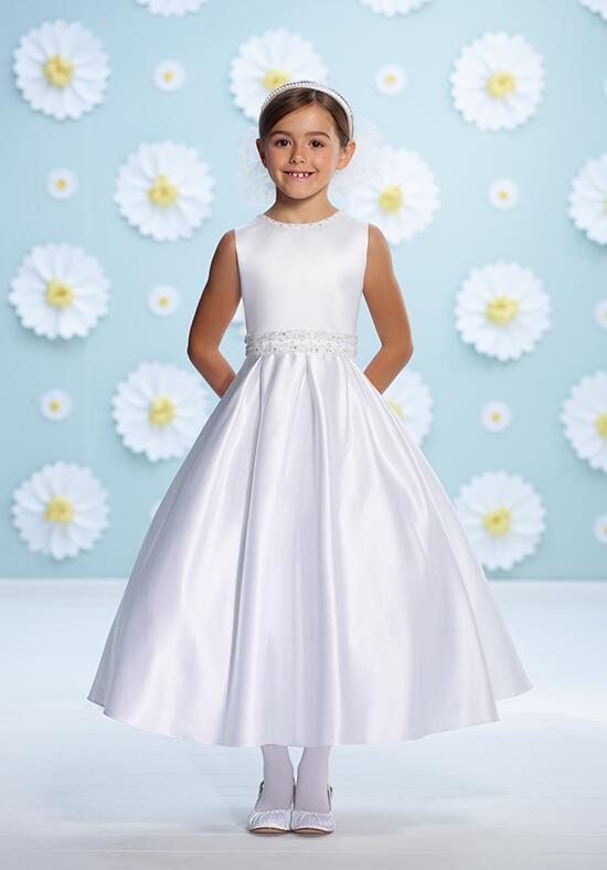 Joan Calabrese by Mon Cheri 116374 Flower Girl Dress photo