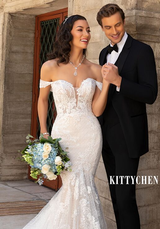 KITTYCHEN ANGELICA, H2018 Mermaid Wedding Dress