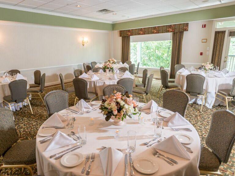 Wedding venue in Lambertville, New Jersey.