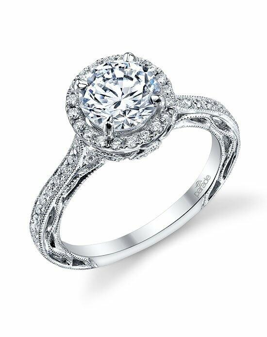 Parade Design Style R3079 from The Lyria Collection Engagement Ring photo