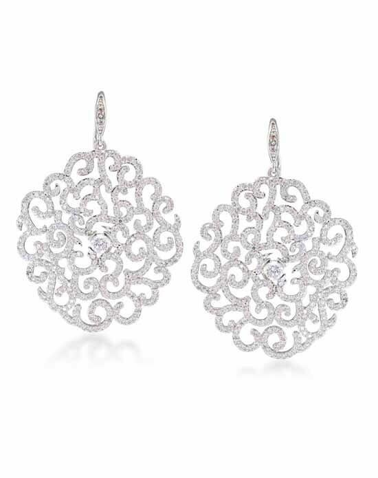 Carolee Jewelry 8041FW4123 Wedding Earrings photo