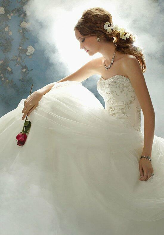 Alfred Angelo Disney Fairy Tale Weddings Bridal Collection 206 Wedding Dress photo