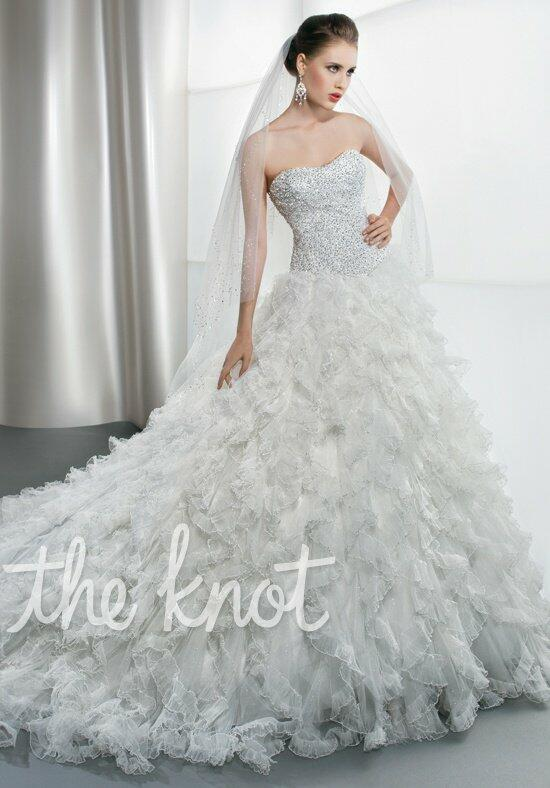 Demetrios 544 Wedding Dress photo
