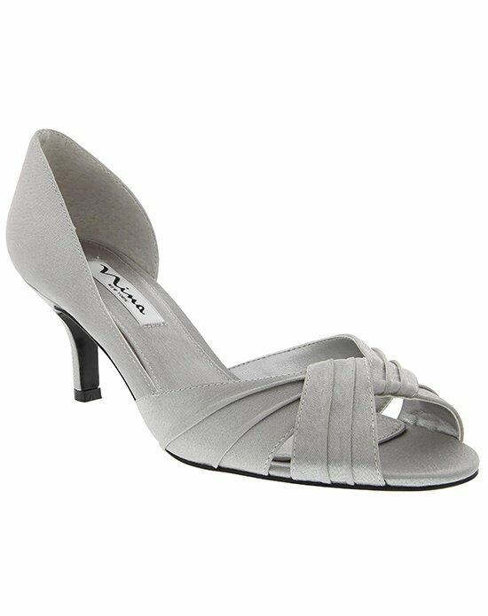 Nina Bridal CULVER_ROYAL SILVER Wedding Shoes photo