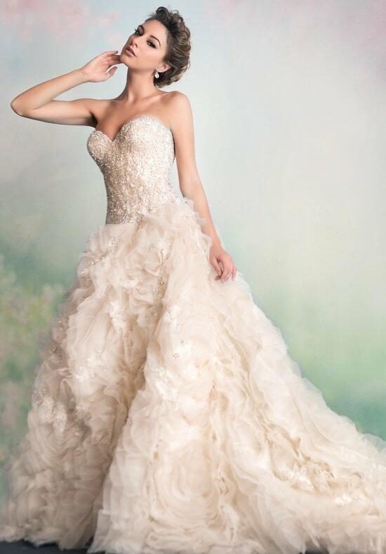 Ysa Makino KYM86 Wedding Dress photo