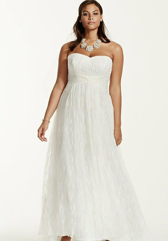 David's Bridal David's Bridal Woman Style 9KP3696 Wedding Dress photo
