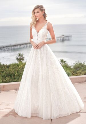 Jasmine Bridal F211064 Ball Gown Wedding Dress