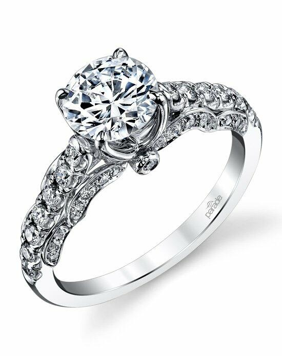 Parade Design Style R3142 from the Hera Collection Engagement Ring photo