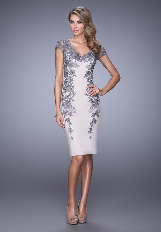 La Femme Evening 21683 Mother Of The Bride Dress photo
