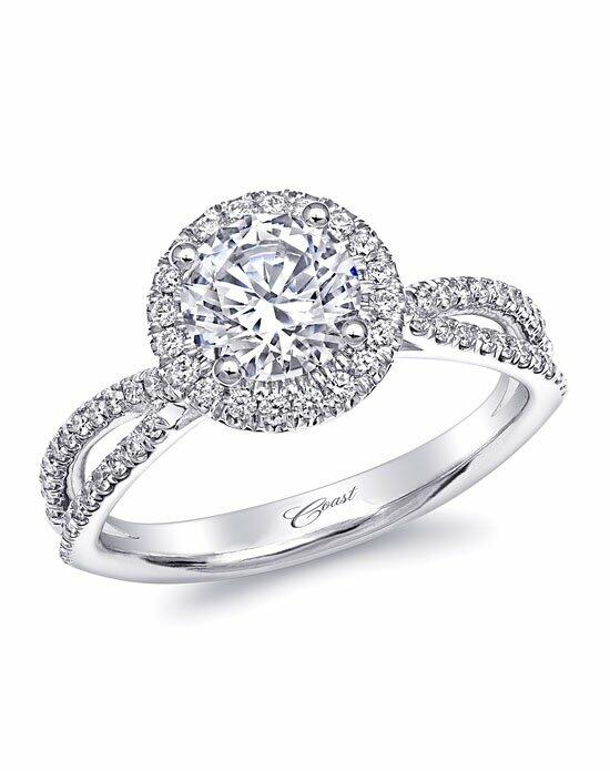 Coast Diamond Charisma Collection - LC10114 Engagement Ring photo