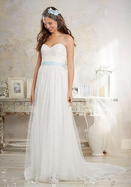 Modern Vintage by Alfred Angelo 8549 Wedding Dress photo
