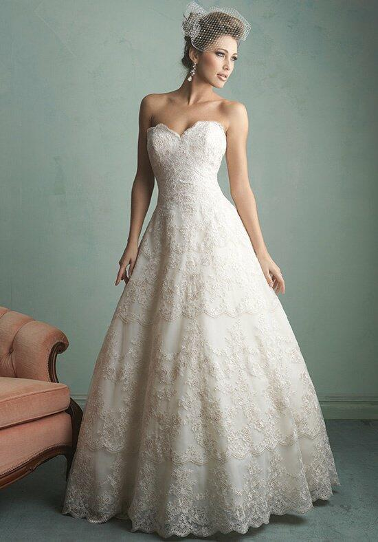 Allure Bridals 9156 Wedding Dress photo